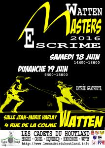 masters 2016 Watten